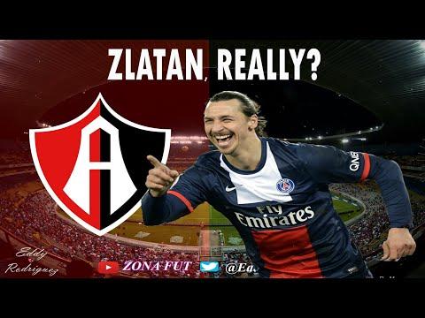 Zlatan Ibrahimovic Al Atlas???