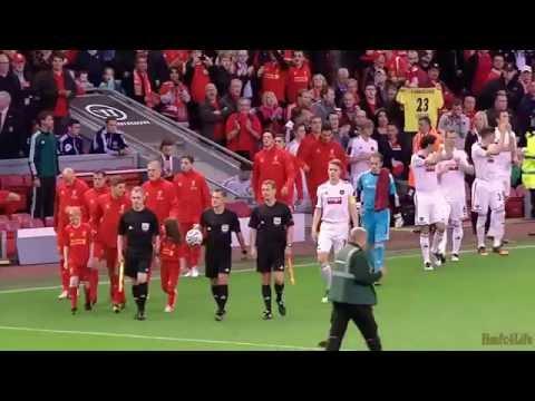 Liverpool Vs Hearts (1-1) (30-08-2012) (Europa League Qualifier)