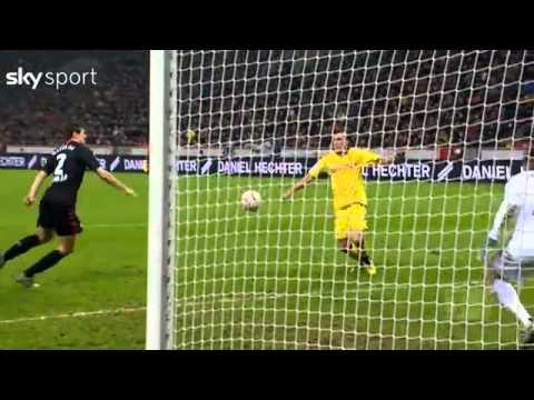 Bundesliga 2010/2011 champions - borussia dortmund (all goals)