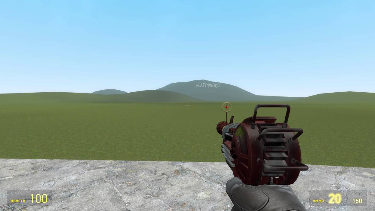 Gmod Raygun With C Models W I P Youtube