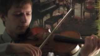 love me tender on violin by Dmytro Nehrych.