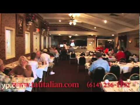 Italian Restaurant Columbus Oh Tat Ristorante Di Famiglia