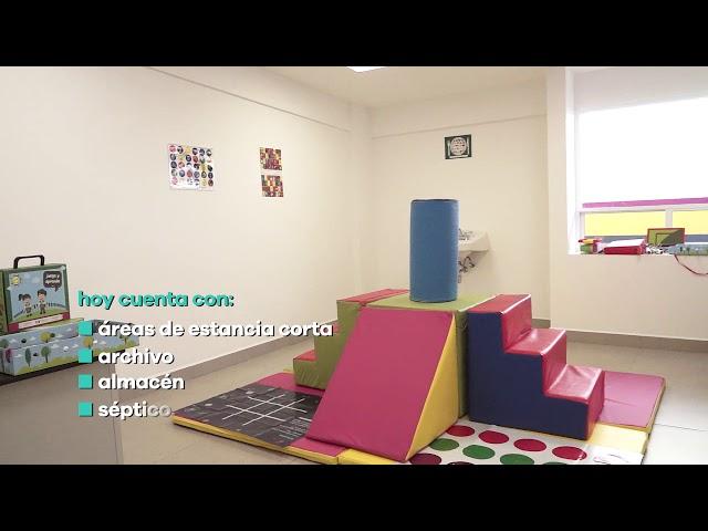 Remodelación del Centro de Salud de Tzintzimeo