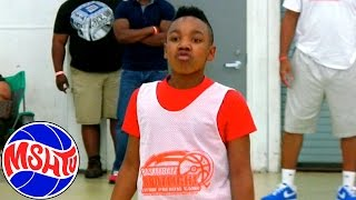 muggsy bogues grandson has game samartine fatman bogues shows ridiculous handles