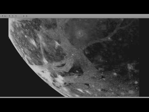 Ganymede:  The moon, the UFO, the stromatolites and the vents