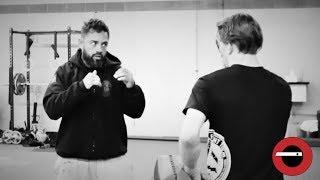 Luiz Charneski MMA training Lessons #1