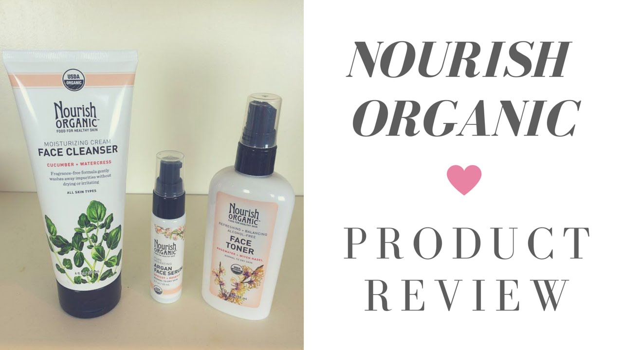 organics skin care products review