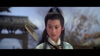 [HD] The Eight Diagram Pole Fighter 五郎八卦棍 (1983) | Kara Hui + Yuen Tak - Market Place Fight Clip