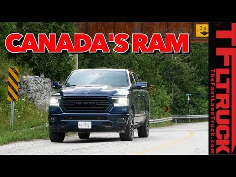 Canucks & Trucks: The Canada Only Forbidden Fruit 2019 Ram 1500 Sport Review