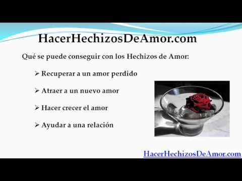 Como hacer un hechizo de amor facil [PUNIQRANDLINE-(au-dating-names.txt) 42