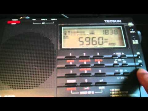 PNG Radio Fly 5960kHz (PL-660)3.Jul.2011.MP4