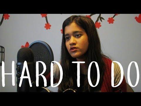 Hard To Do - Gavin James (Cover)