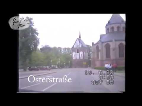 Rückblick ins Jahr 1990 der Stadt Norden/Ostfriesland