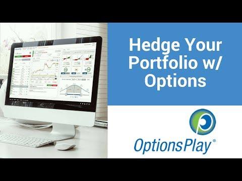 How to Hedge Your Portfolio using Options