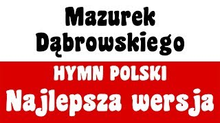 Hymn Polski - Najlepsza wersja Mazurka Dąbrowskiego - Orkiestra Reprezentacyjna Wojska Polskiego