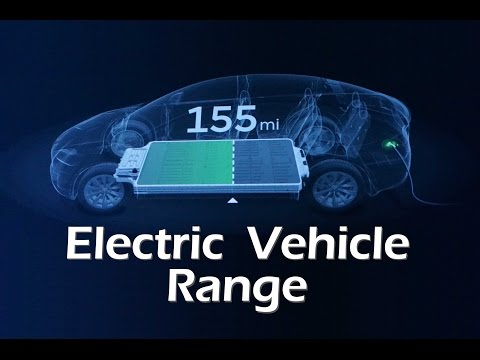 Things that Affect Electric Vehicle Range