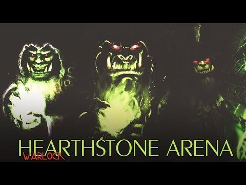 Hearthstone. Arena. Гайд по игре на арене. Чернокнижник