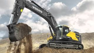 Volvo Construction Equipment - New Identity Collection 2016