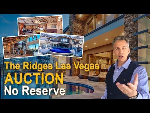 The Ridges Las Vegas | AUCTION NO RESERVE | Las Vegas Homes For Sale