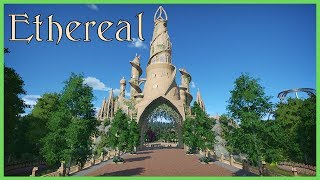 ETHEREAL: Detailed Mythology Park! Park Spotlight 118 #PlanetCoaster