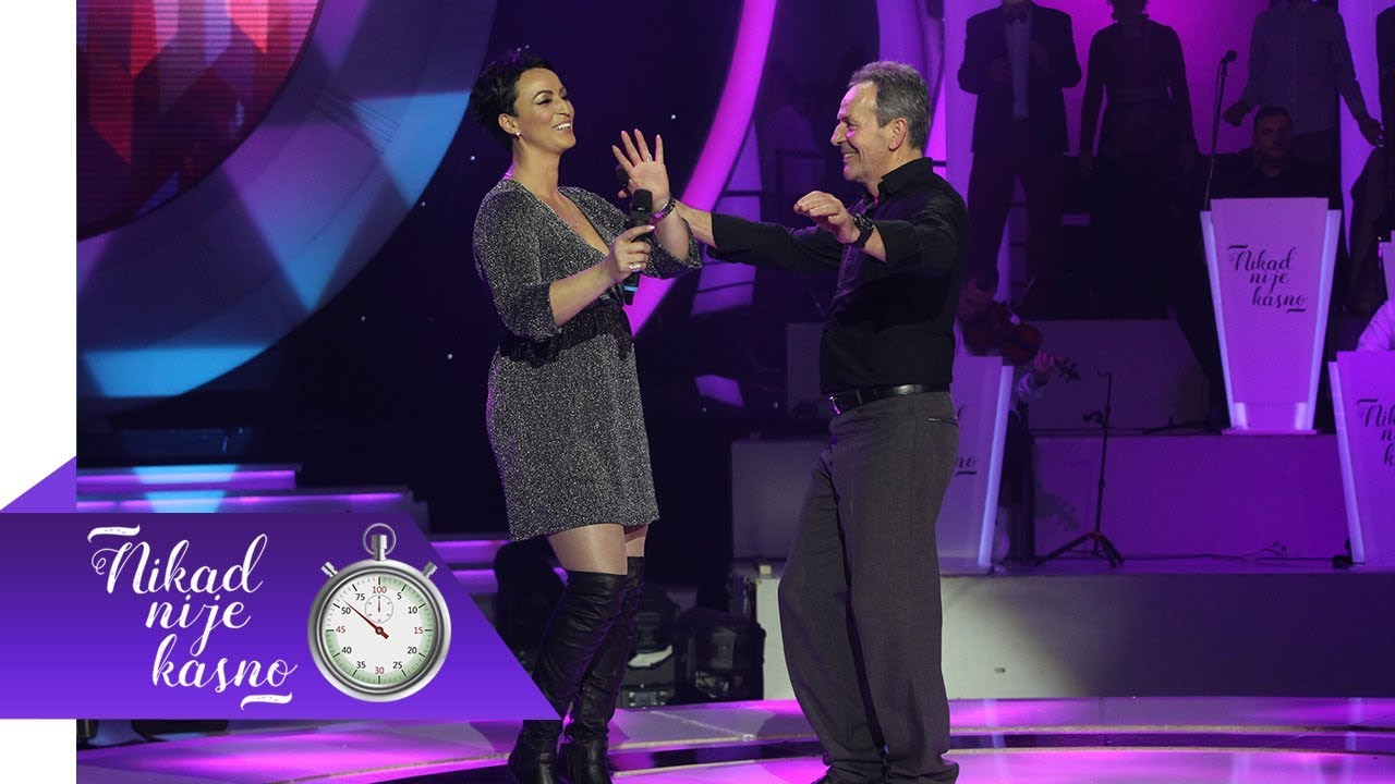 Sladjana i Dusan Djuric - Moj dilbere - (live) - NNK - EM 14 - 22.12.2019