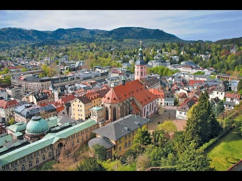 11 Top Tourist Attractions in Baden-Baden (Germany)