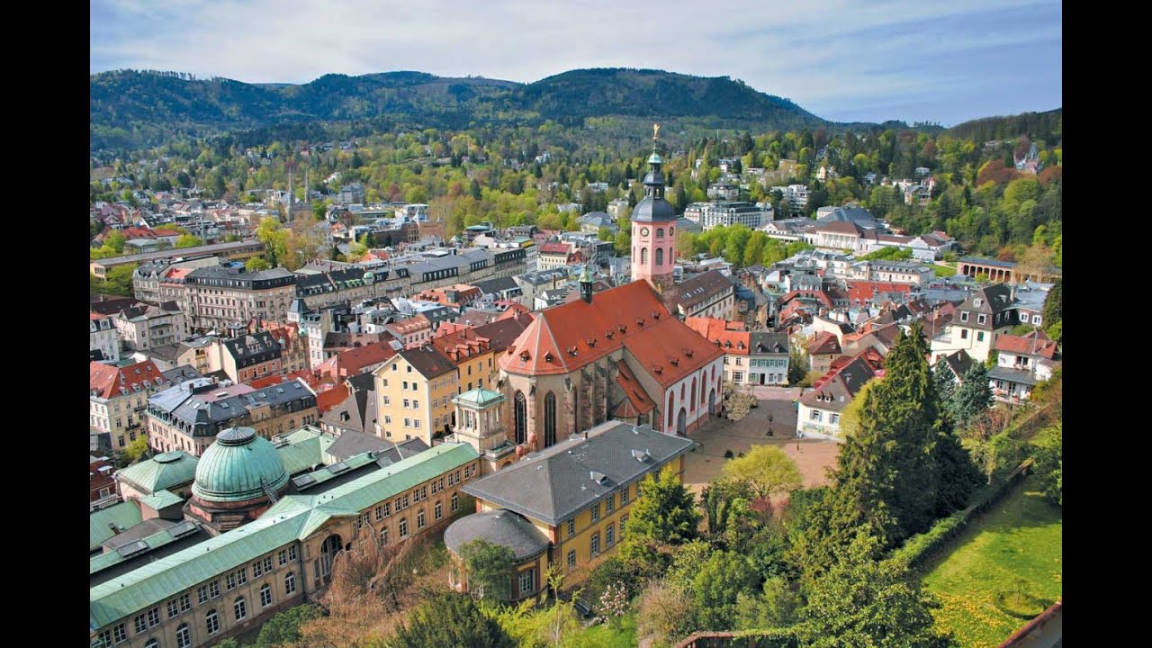 baden baden germany tourist attractions