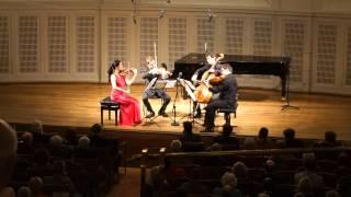 Anton Webern, «Langsamer Satz», Belcea Quartet