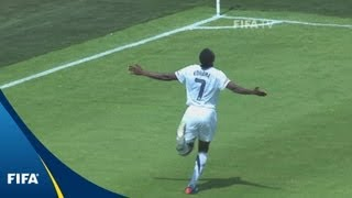 USA upset by Uzbeks