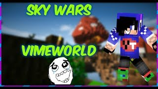 🍒||VimeWorld||Sky Wars||Шоу без слов||🍒
