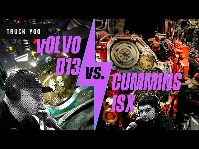 Volvo D13 vs. Cummins ISX Price War. Parts cost. Podcast Episode 31