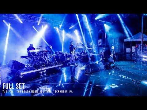 Spafford | 07/21/2018 | The Peach Music Festival | Scranton, PA (Full Set 4K)