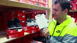 Июль 2015. Новинки RockAir. обзор ретро кроссовок Nike из ткани. НОВЫЙ СЕЗОН!!!