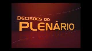 O programa Decisões do Plenário desta semana vai mostrar que os ministros do TSE negaram pedidos de direito de resposta dos candidatos Fernando ...
