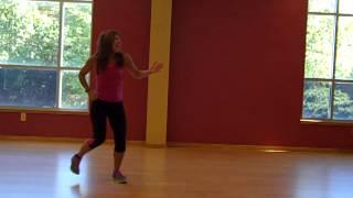 Cual's 2 Kau Kau Cumbia Dance / Zumba® Fitness Choreography
