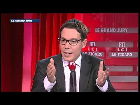 Le Grand Jury du 01 juin 2014 - Bruno Le Roux - 1e partie - RTL - RTL