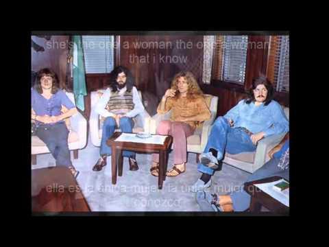 The crunge - Led Zeppelin (Subtitulos y Lyrics)