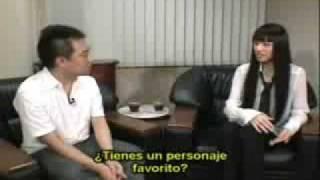 Entrevista Hiroya Oku Gantz (sub esp) - P1