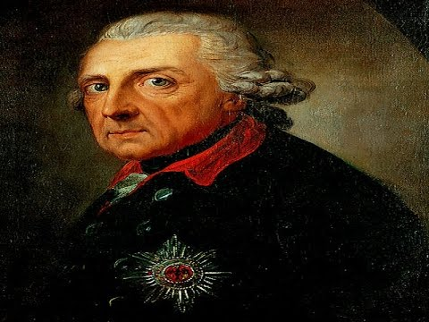 The Life And Death Of Frederick the Great