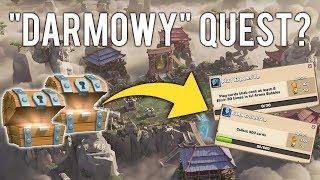 """NOWY TRIK! """"Darmowe"""" questy! Rekrutacja do klanu"""