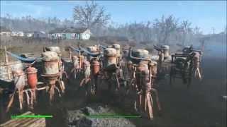 Fallout 4 В поисках халявы Очищенная вода