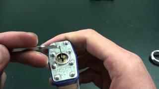 Raking 3 master locks