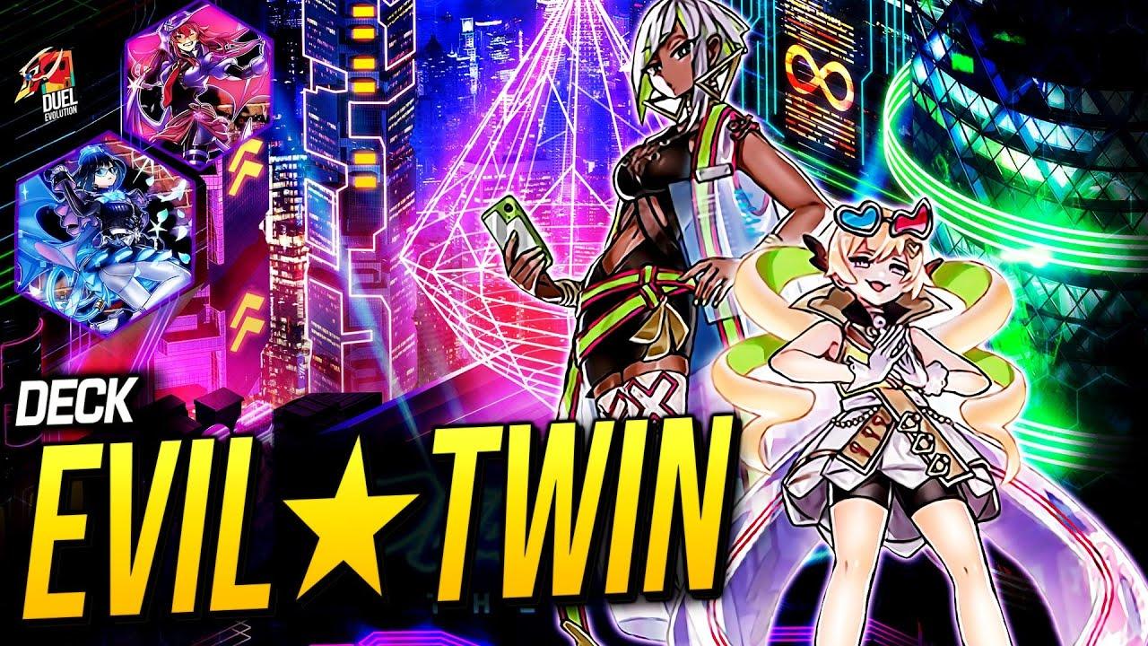 Deck Evil Twin Post Burst of Destiny [July 2021]
