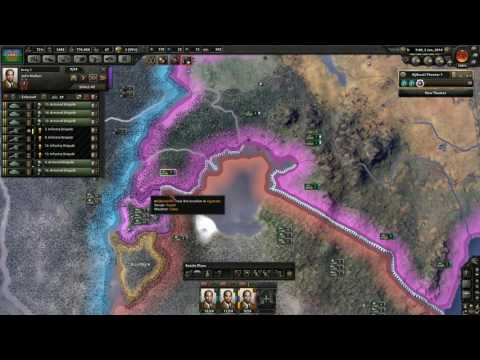 Hearts of Djibouti #4 (Hearts of Iron 4 Modded Gameplay)