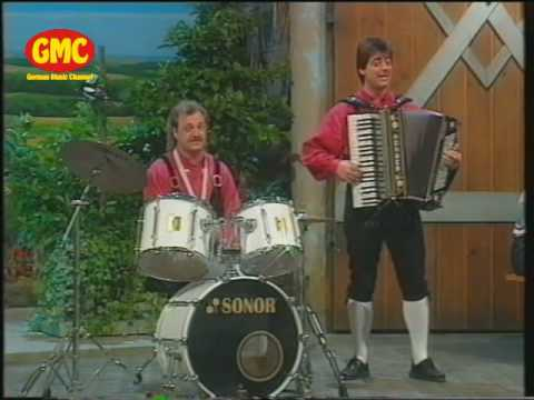 Original Naabtal Duo  Wenn mei Herz a Vogerl wär