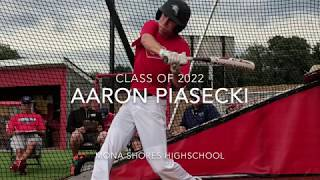 Aaron Piasecki Baseball Highlights 2018