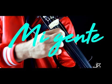 J. Balvin, Willy William - Mi Gente (Official Video) || Jean Ramos (Electric Violin Cover)
