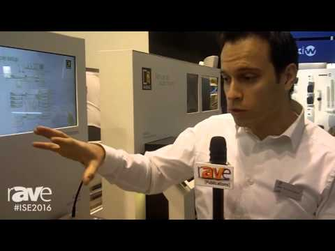 ISE 2016: Audac Details the Audac Touch Application