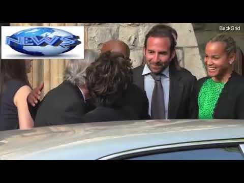 Stunning Katharine McPhee arrives at her wedding to David Foster Mp3