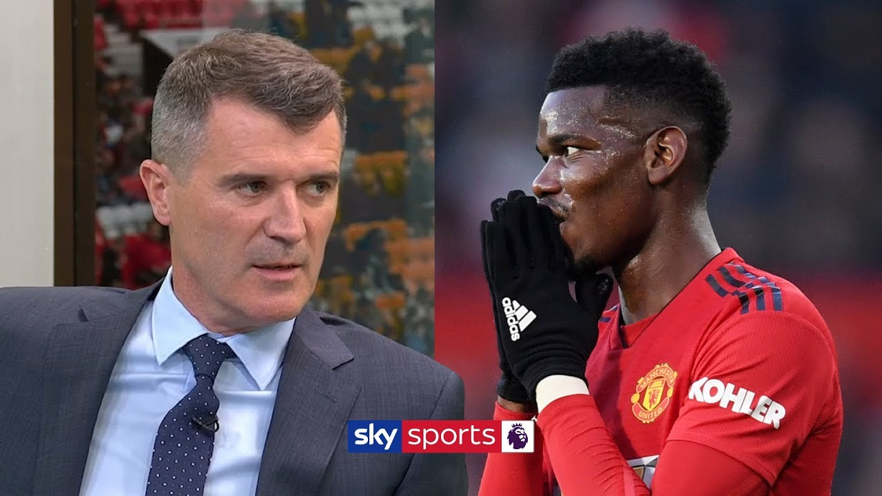 I wouldn't believe a word Pogba says"